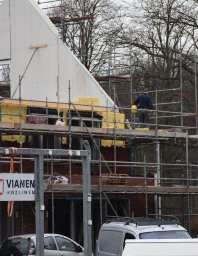 Dakisolatie Leiden - D-Tech Bouwgroep