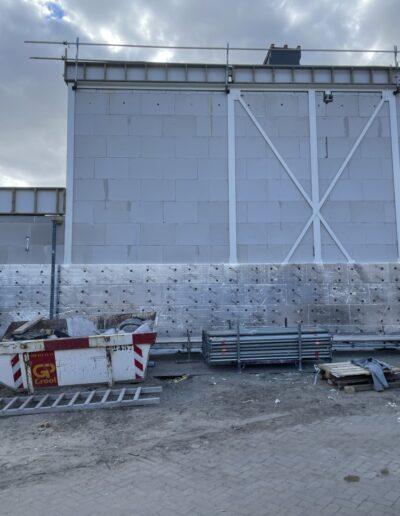 Isolatieproject D-Tech Bouwgroep IJmuiden