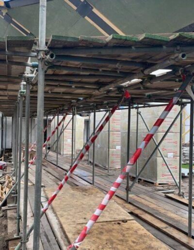 Isolatieproject D-Tech Bouwgroep Laren