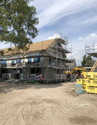 Isolatieproject D-Tech Bouwgroep Wijchen