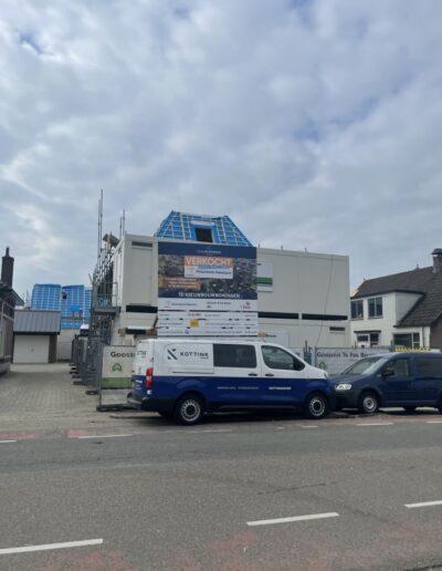 Isolatieproject D-Tech Bouwgroep Woudenberg