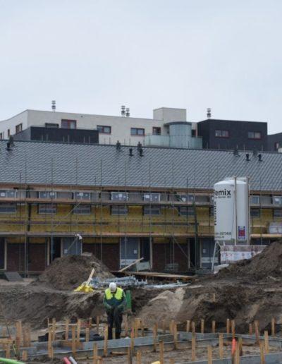 Isolatieproject Nieuwbouw in Apeldoorn - D-Tech Bouwgroep