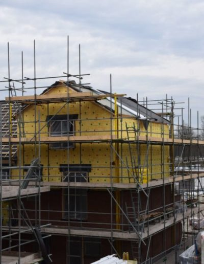 Nieuwbouwproject in Muiden D-Tech Bouwgroep